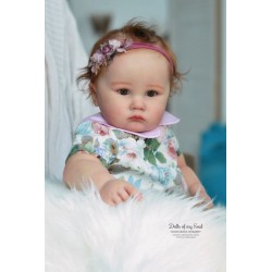 Charlotte 11 meses - Laura Lee Eagles