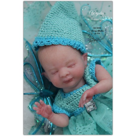 Mini Bebé - Winter Fairy - Shawna Clymer