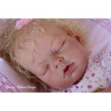 Arianna asleep - Reva Schick