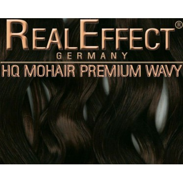 Dark Brown  - Real Effect F05 - Yearling