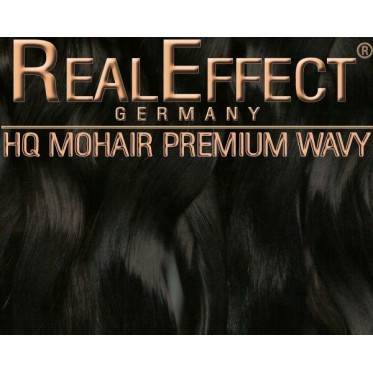 Deep Dark Brown  - Real Effect F05 - Yearling