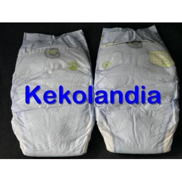 Blue Diaper - Size 3