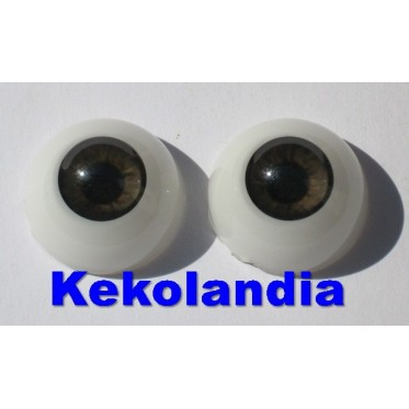 Ojos- *Castaño*