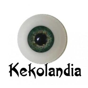 Ojos- *Verde*