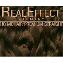 Castaño Medio - Real Effect F04-Liso