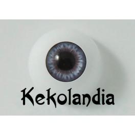 Ojos- Azul Oscuro Victoria -20mm