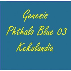 Phthalo Blue 03