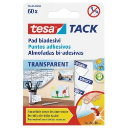 tesa® TACK - Double-sided self-adhesive pads